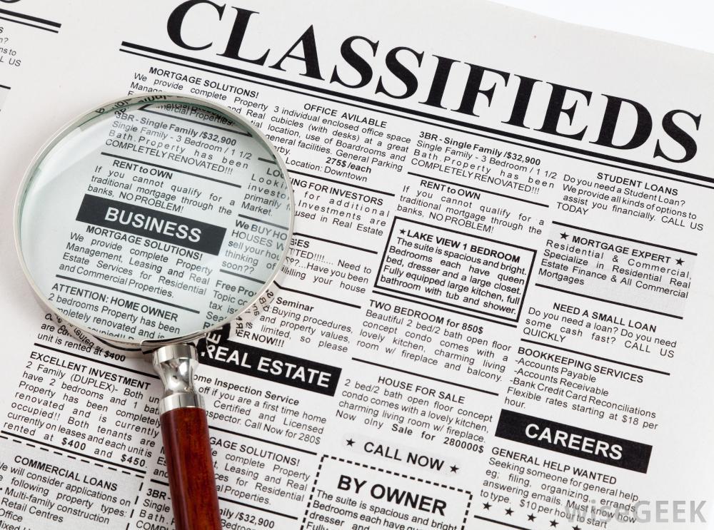 newspaper-classifieds
