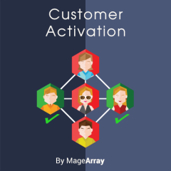 magearray-customer-activation