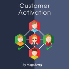 magearray-customer-activation